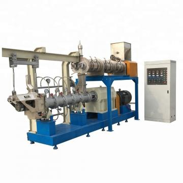 Extruded Fish Food Pellet Machine / Floating Fish Food Extruder Machine