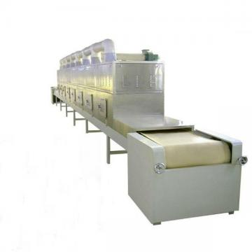Automatic Tunnel Toothpick Timber Microwave Drying Sterilization Insecticidal Equipment