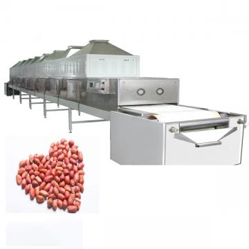 Small-Scale Microwave Roasting Line/Safety Grain Sterilize Equipment with Great Reputation