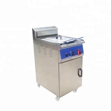 Double Deep Fryer Stainless Steel Fryer Kitchenware