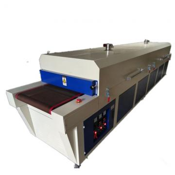 Tunnel dryer screen printing for T-shirt IR Hot Drying Tunnel/IR dryer