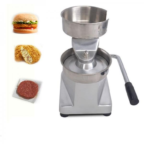 Automatic Ce-Approved Hamburger Burger Patty Forming Maker Burger Making Machine #1 image