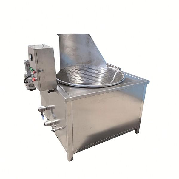 Snack Food Processing Machine Frying Equipment/Automatic Deep Fryer #1 image