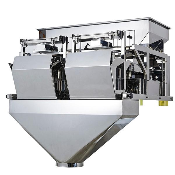 Automatic  Weighing  Machine for Salt with 4 Head Linear Weigher #1 image
