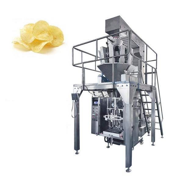 Auto 14 Heads Weighing Machine for Snack Food Packing #1 image
