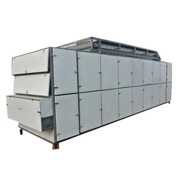 Factory Directly Tunnel Dryer Hot Air Tunnel Conveyor Dryer Equipment #3 image